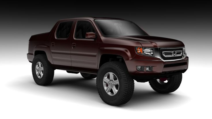 Image Result For Honda Ridgeline With Inch Rims