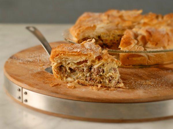 Ground beef pie | Grubbin' | Pinterest