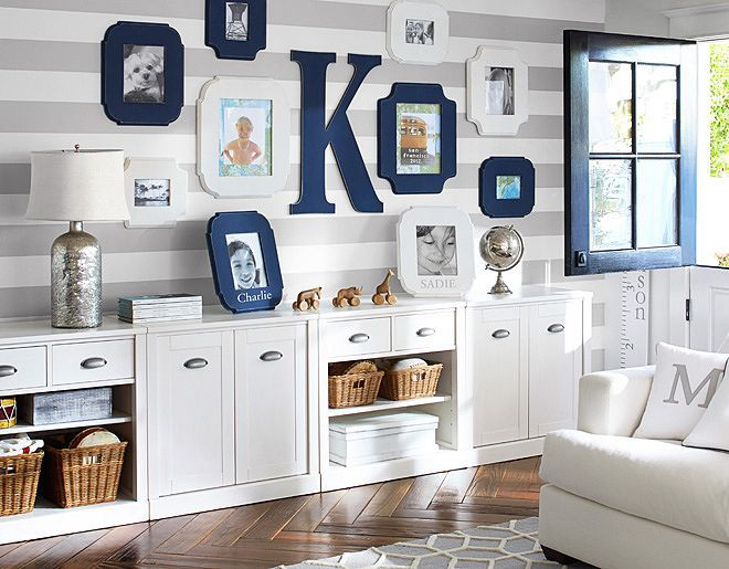 Pottery Barn Boys Bedroom Something For The Future Pinterest