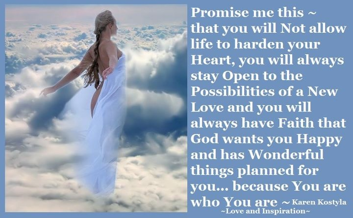 Promise me this...