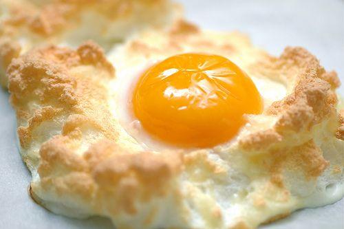 recipe: egg nests. VIII. | Dinner or something | Pinterest