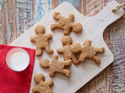 Spicy Caribbean gingerbread cookies | FOOD: Cookie Monster | Pinterest