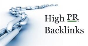 high pr dofollow profile backlinks list