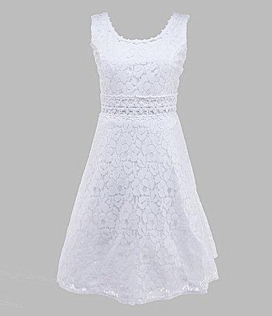 my michelle 716 lace swing dress # dillards flower girl dress