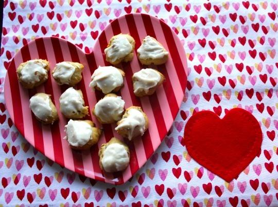 Pecan Stuffed Date Cookies