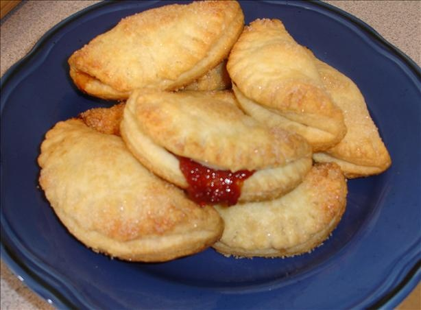 Pasteles De Guayaba (Guava and Cream Cheese Pastries)   Recipe