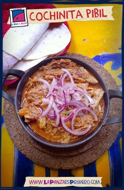 Cochinita Pibil | COCINA MEXICANA/// COCINA CENTROAMERICANA | Pintere ...