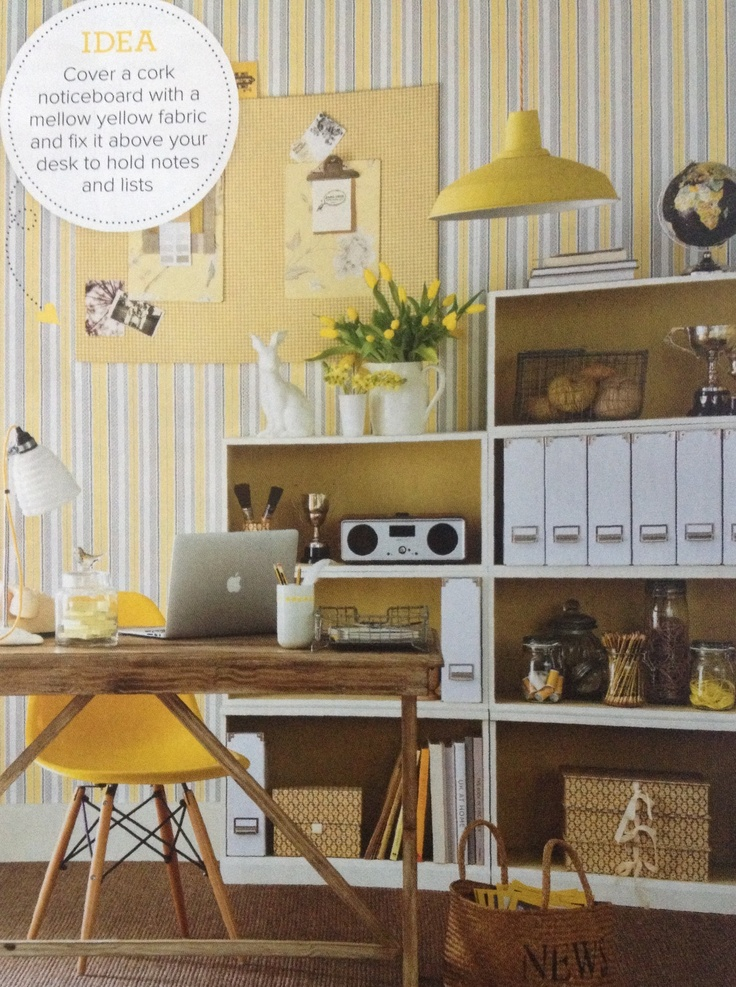 Yellow gray kitchen ideas for Yellow and gray kitchen