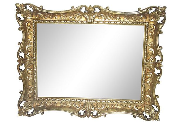 Victorian style wall mirror for Victorian mirror