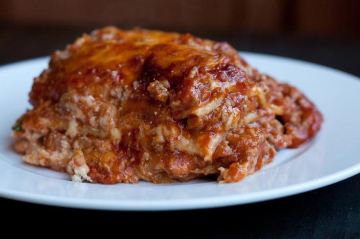 Gluten-free Lasagna | gluten free foods and recipes | Pinterest