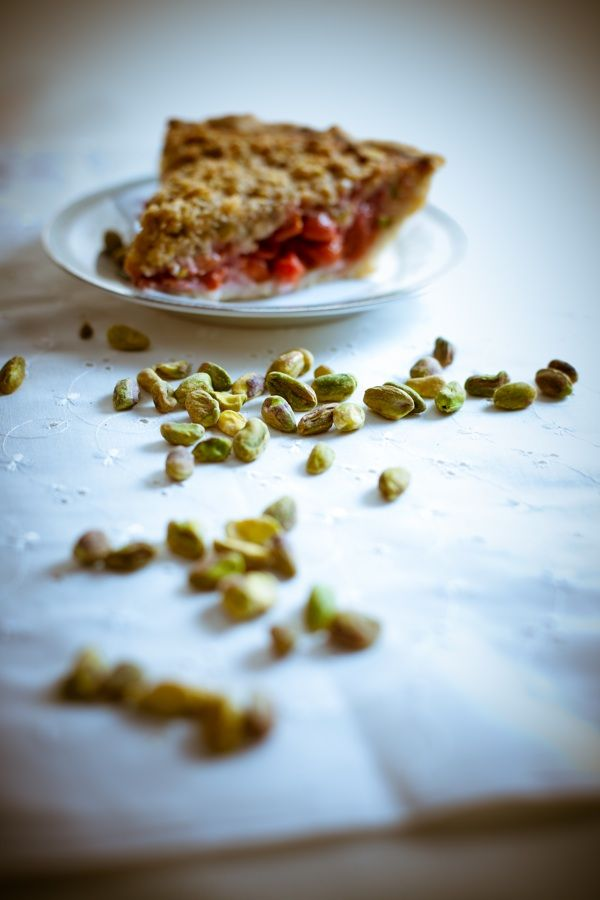 squares pistachio cherry financiers pistachio and dried cherry ...
