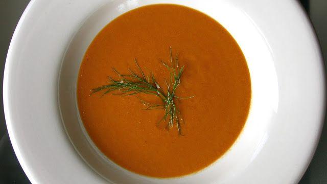 Creamy gazpacho. | Souper! | Pinterest