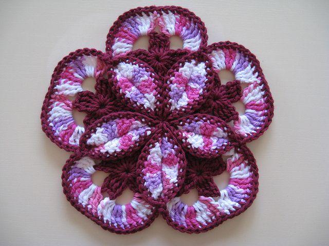 Crochet Patterns Hot Pads : crochet hot pad patterns Crochet Pinterest