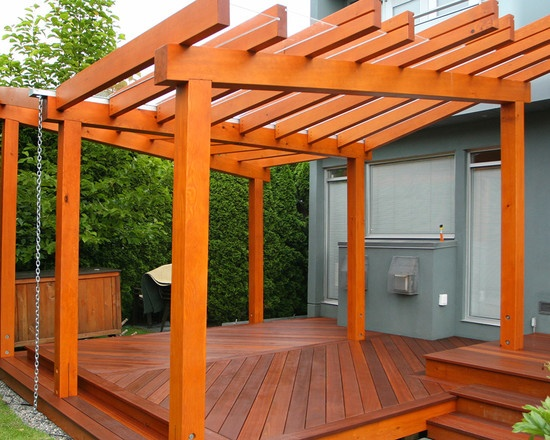 Pergola with glass and gutter system porch design pinterest - Glas pergola ...