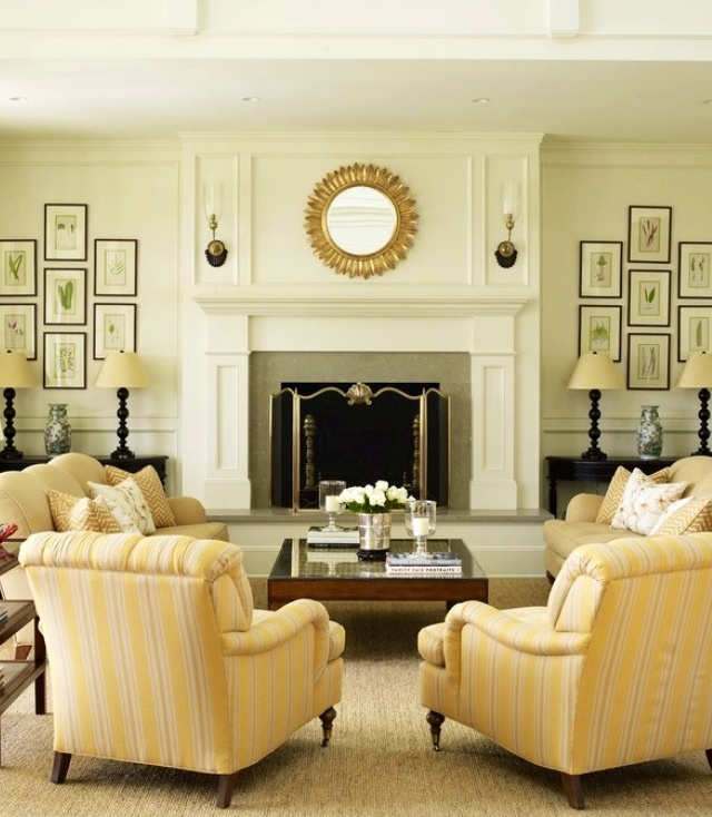 Cream formal living room home decor pinterest for Formal living room ideas