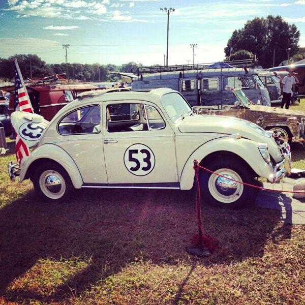 Vintage VW at the Pasco Bug Jam 2013