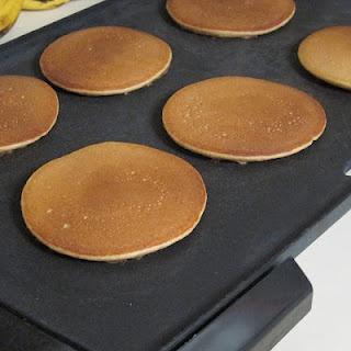 Applesauce date pancakes! (or as @Amanda Mccormick would say, pampakes ...