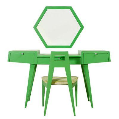 """Lily Dressing Table by Angela Adams  """"Angela Adams"""
