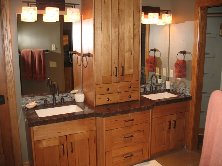 Bathroom remodels bathroom remodel around the house for Bathroom remodel examples