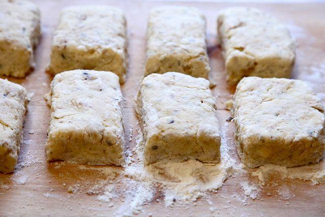 Lavender & Toasted Walnut Scones from Joy the Baker. Fancy breakfast ...
