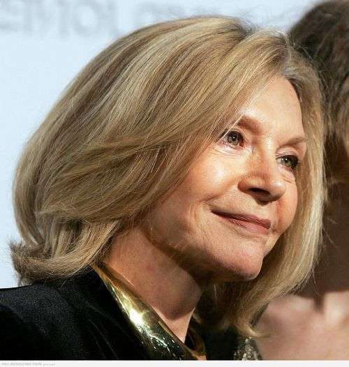 There are so many haircuts for women who already are in their sixties