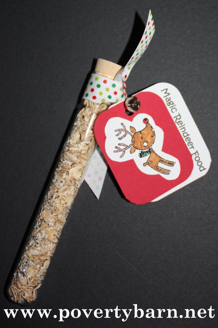 Magic Reindeer Food (Available Late October through December)