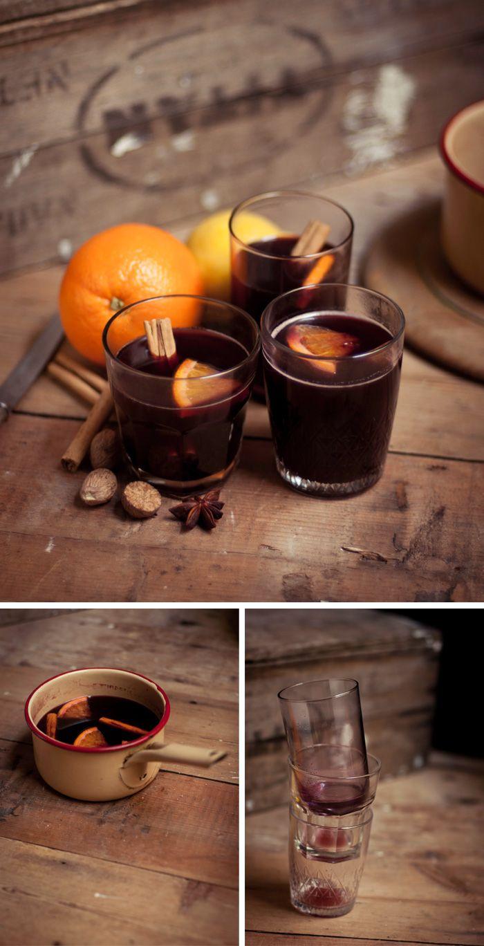 Mulled-wine | Hot drink | Pinterest