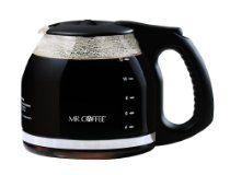Mr. Coffee 12-Cup Carafe - Black