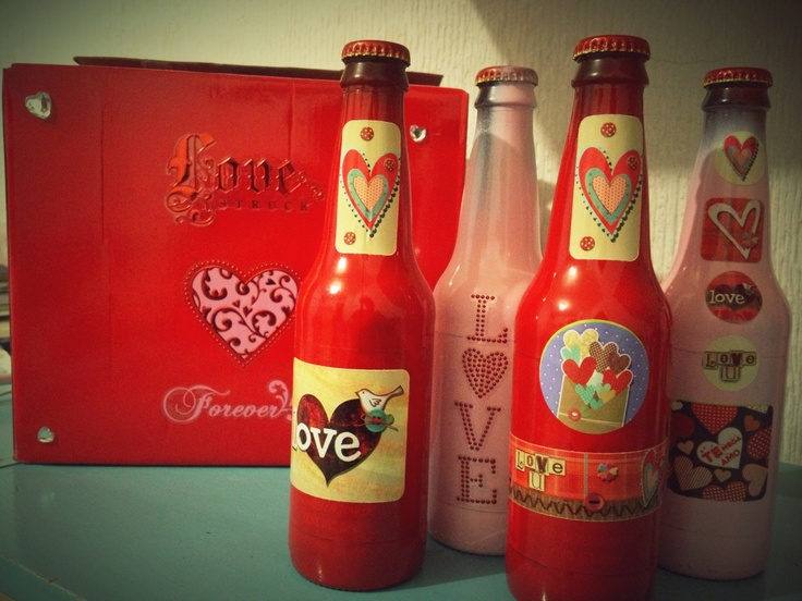 Valentines Day gift for him. Beer.