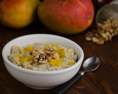... cooker overnight oatmeal with mango | Food: Breakfast: Oatmeal/M