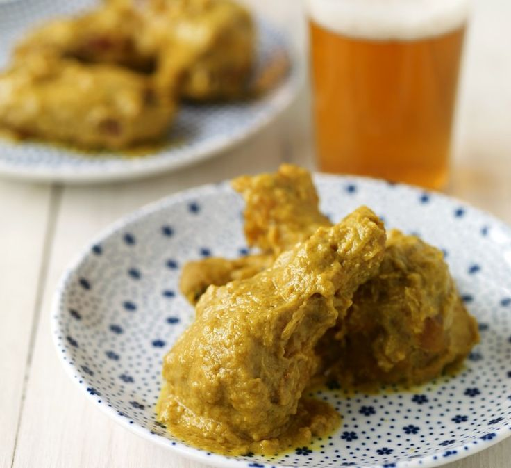 Mighty Mustard Wings Recipe: From Food Republic: In South Carolina ...