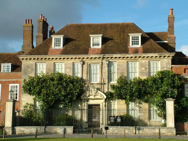Mompesson House Salisbury History Of Style Queen Anne