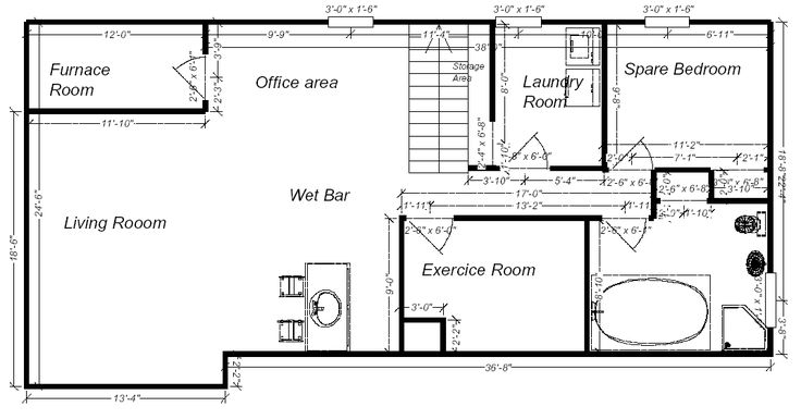 Basement Planning Diy Ideas Pinterest