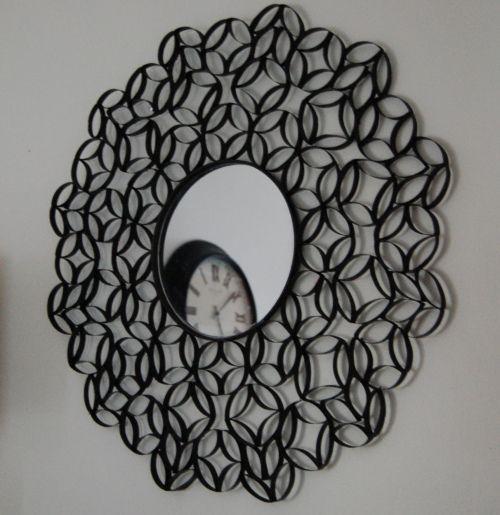 Toilet Paper espejo