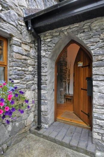 Gothic Style Door Home Inspiration Pinterest