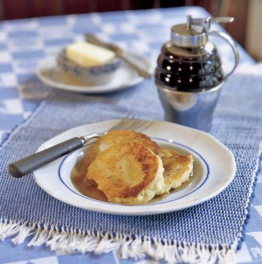 The Queen's Johnnycakes Recipe - Yankee Magazine
