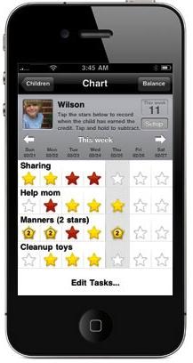 track child iphone app