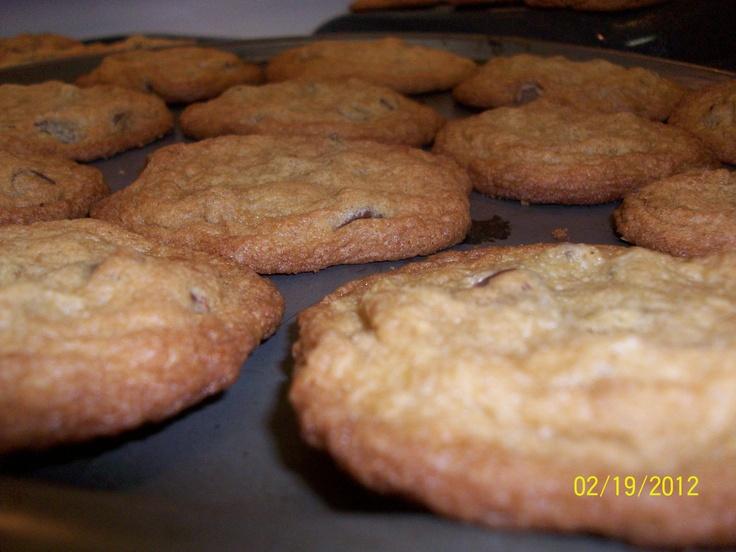 Ooey-Gooey Gluten-Free Chocolate Chip Cookies Recipe — Dishmaps