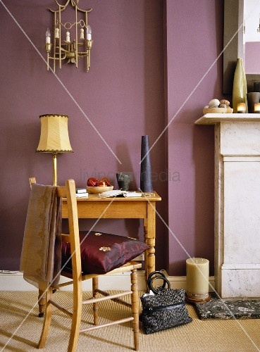 plum wall color wall colors pinterest