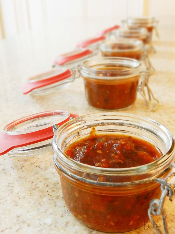 Tomato jam and a LOT more yummy recipes.