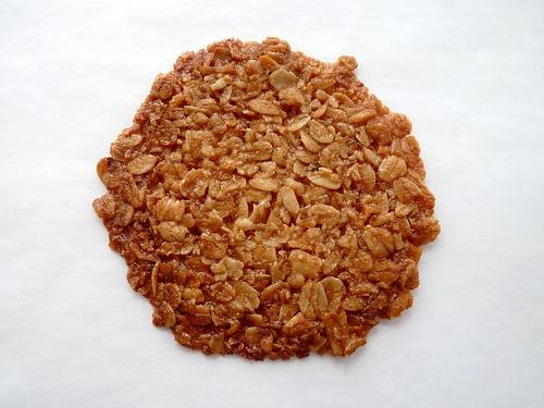 Oat Crisps | One Tough Cookie | Pinterest