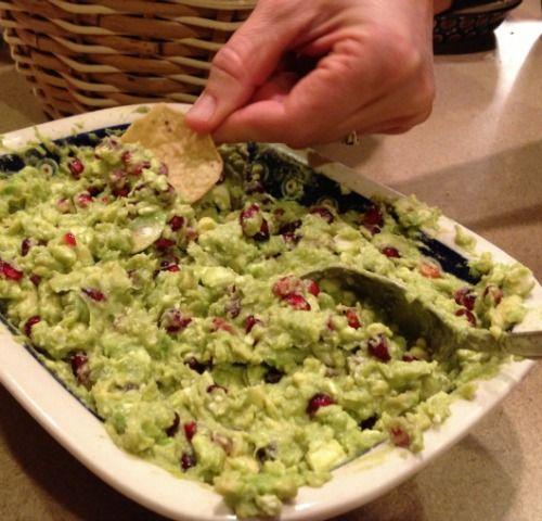 recipe for avocado dip | Yum :) Main Dishes! | Pinterest
