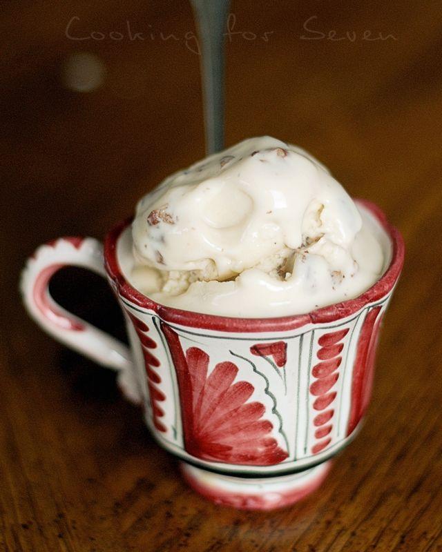 Maple Pecan Ice Cream | Food: Sweet Treats | Pinterest