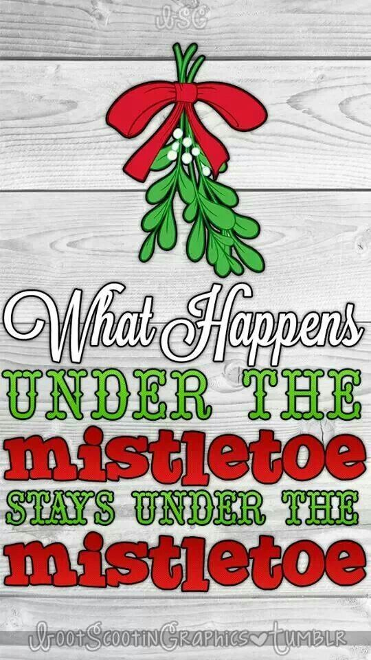 Christmas mistletoe #words and quotes | Beautiful and Interesting Pla ...
