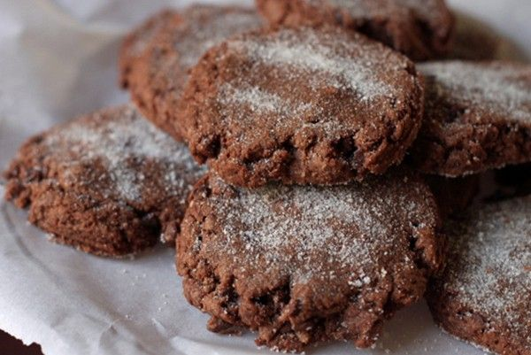 Mexican Hot-Chocolate Cookies Recipes — Dishmaps