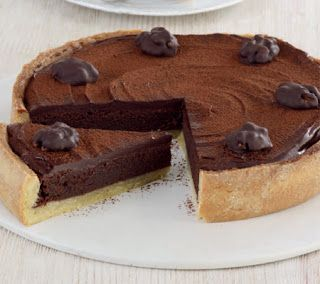 Chocolate Cappuccino Cheesecake | Cream Cheese Desserts | Pinterest