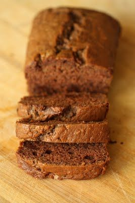 Chocolate Banana Bread. I was trying to find something to use my ...