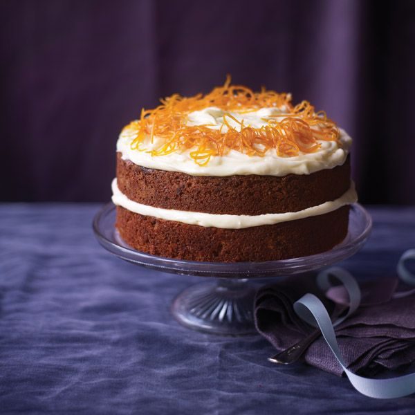 Paul Hollywood Ultimate Carrot Cake
