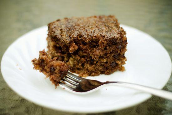 Oatmeal Chocolate Cake | Cakes | Pinterest