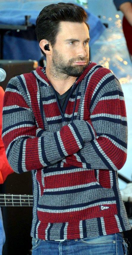Adam Levine Sweater 73